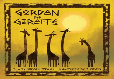 Gordon the Giraffe Cover