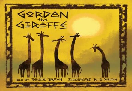 Gordon the Giraffe Cover
